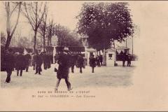 Carte postale -l'Hippodrome de Colombes.