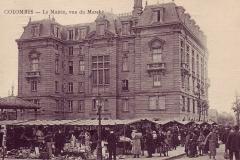 carte-postale-mairie-colombes-depuis-marche