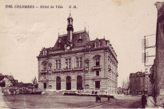 carte-postalecolombes-hotel-de-ville