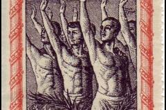 Vignette des Jeux Olympiques de 1924.