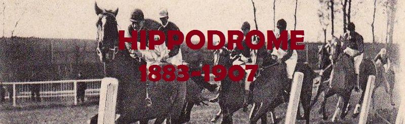 L'Hippodrome de Colombes de 1883 a 1907