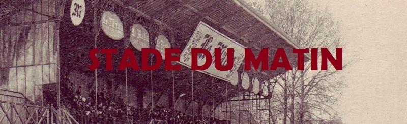 Le Stade du MAtin à Colombes